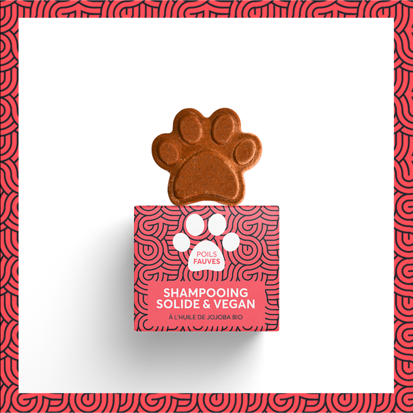 Pepet's PEPET'S Vegan Solid Shampoo for pets - Fawn Coat