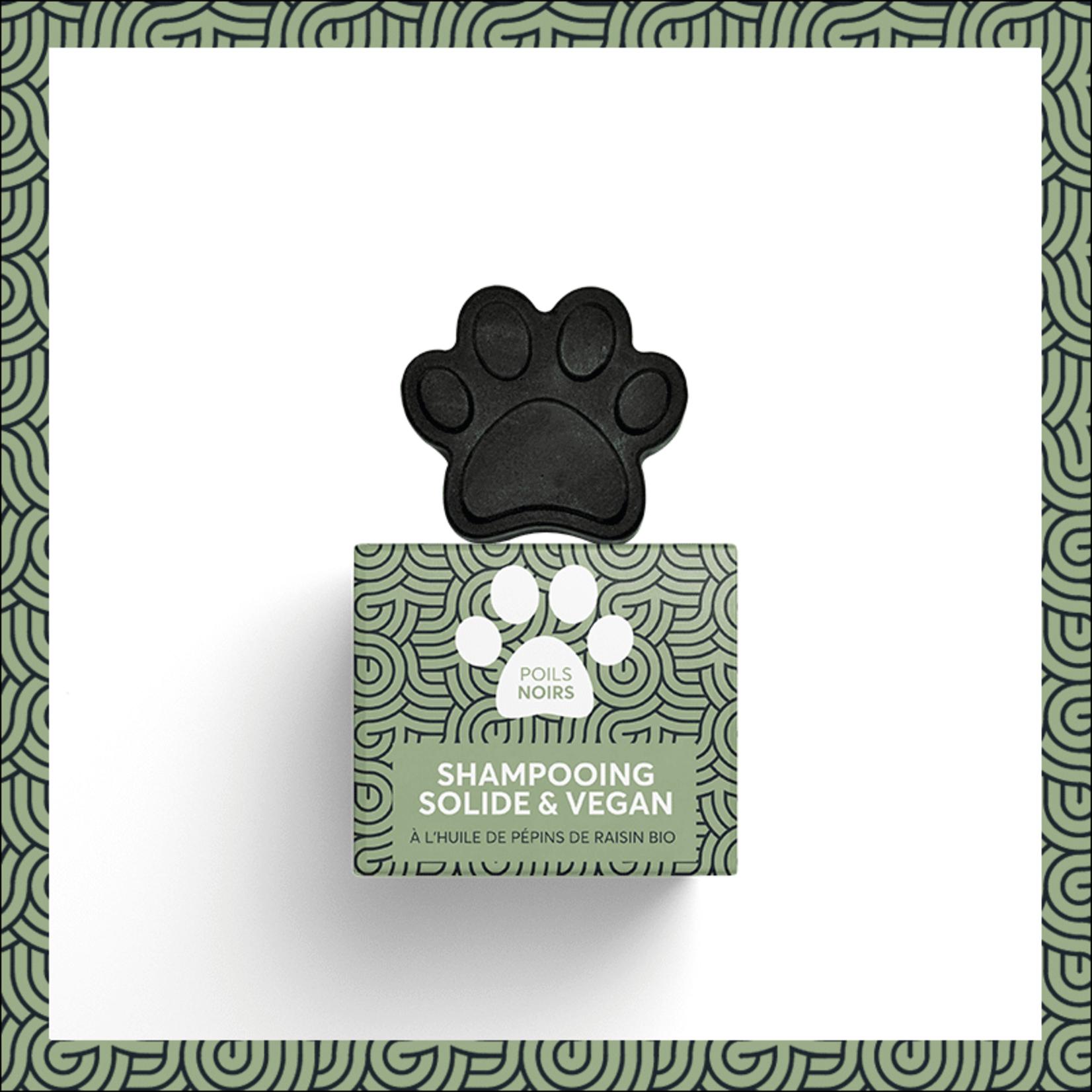 Pepet's PEPET'S Vegan Shampooblokje voor huisdieren - Zwarte/Donkere Vacht