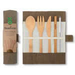 Bambaw BAMBAW - Bamboo Cutlery Set