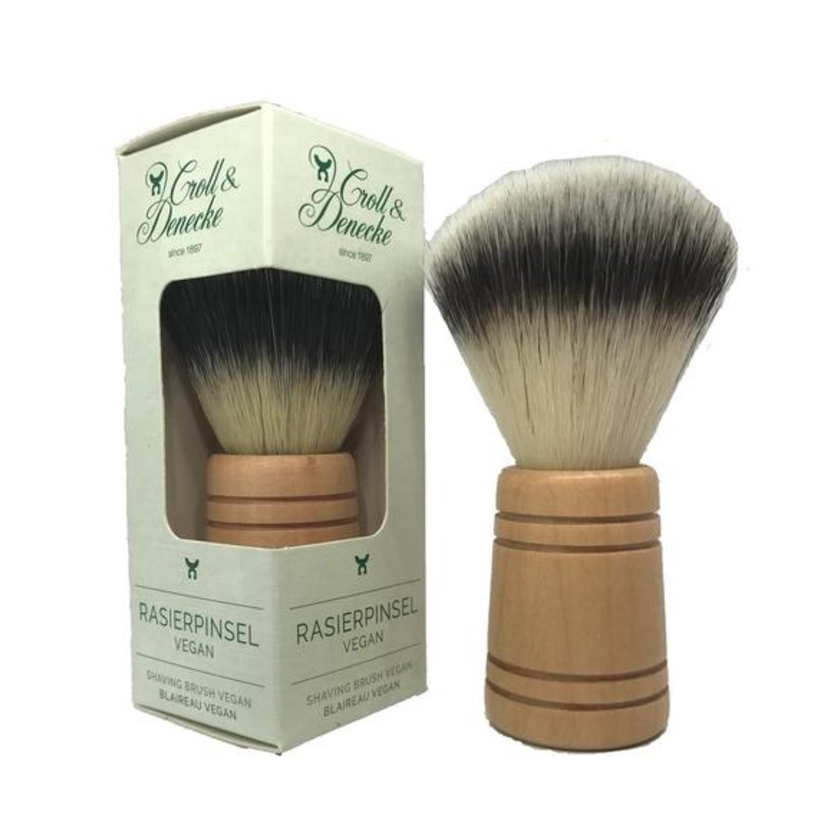 Croll  & Denecke Croll & Denecke - Vegan Shaving Brush made of beech wood