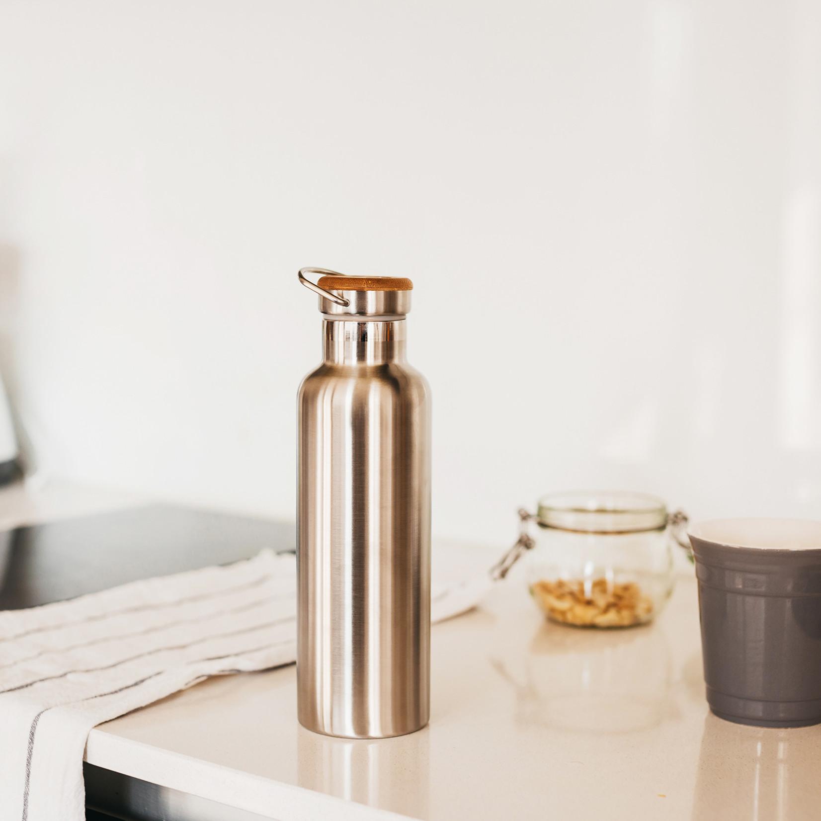 Bambaw BAMBAW - Insulated stainless steel bottle - 500ml, 750ml & 1000ml