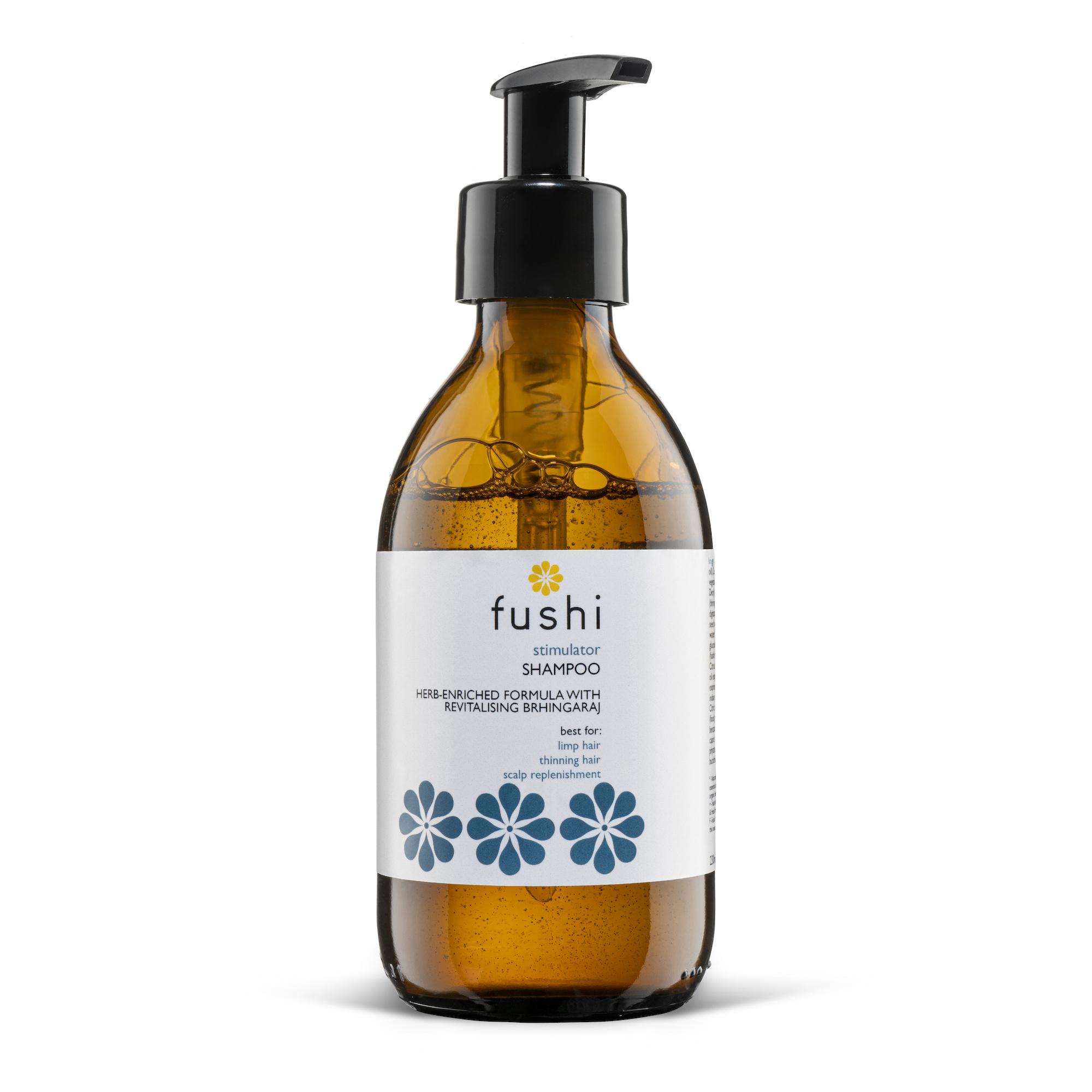 FUSHI - Stimulator Herbal Shampoo - 230ml & 470ml