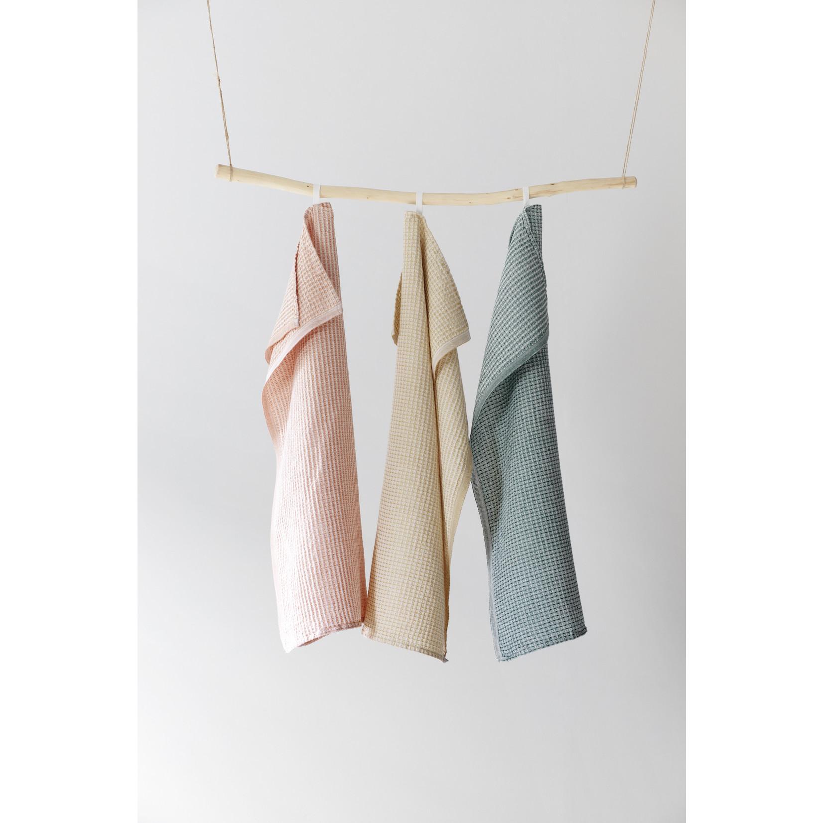 Lapuan Kankurit MAIJA keukenhanddoek - linnen, tencel & katoen - 5 kleuren