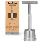Bambaw BAMBAW - Reusable Safety Razor with Stand
