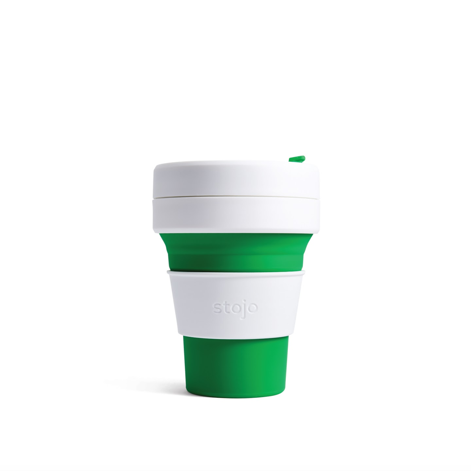 Stojo STOJO Original herbruikbare pocket cup - 6 kleuren