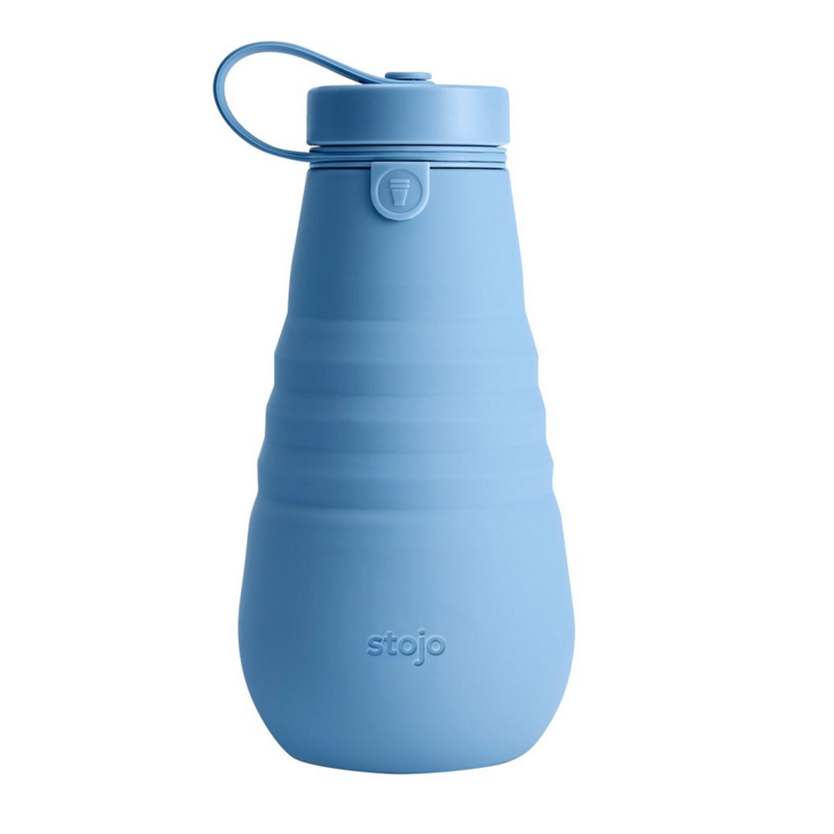Stojo Stojo Bottle - reusable & collapsible - 6 colours - 600ml