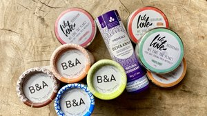 Natural deodorants: what's not to like?
