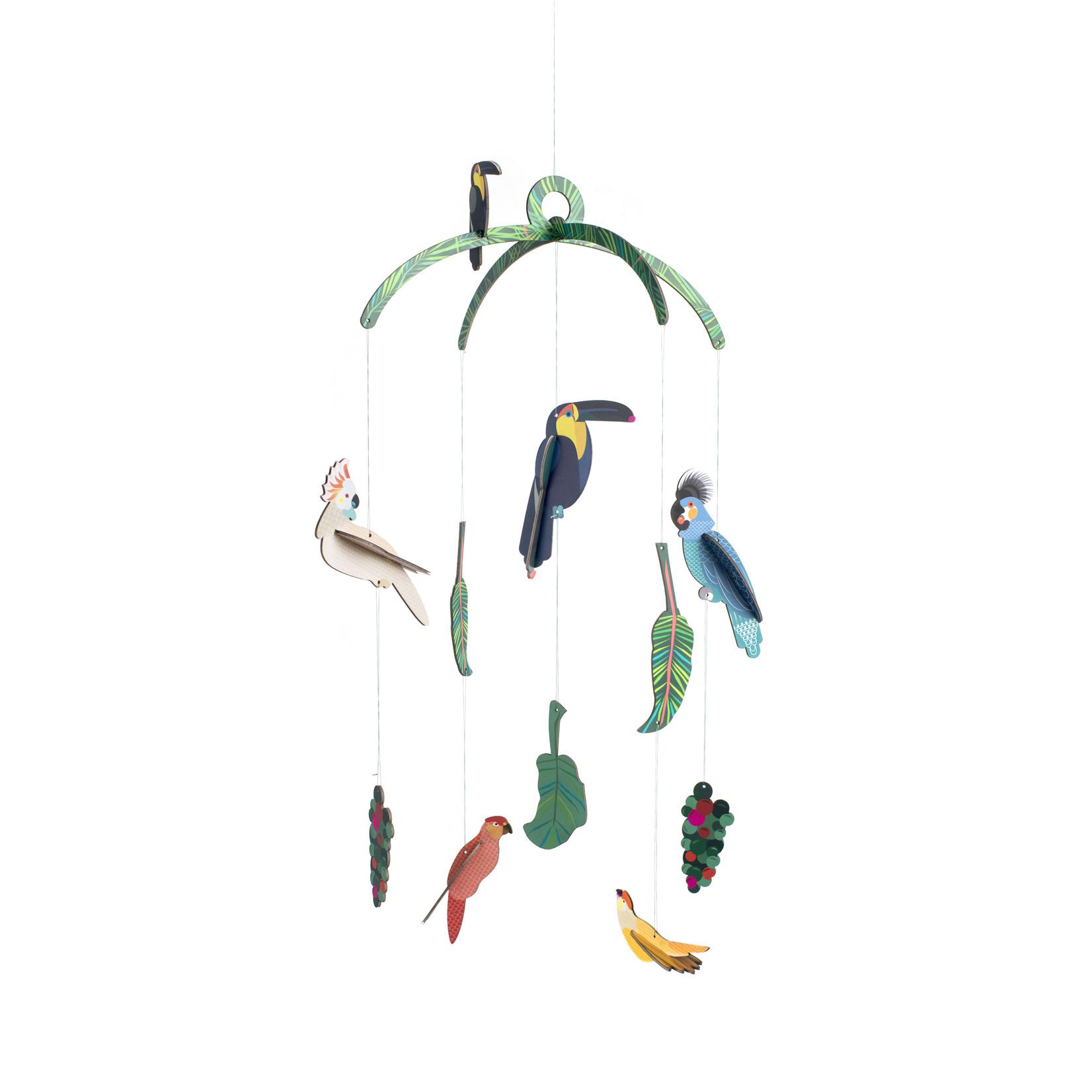 Studio Roof STUDIO ROOF - Mobiel - Exotische Vogels