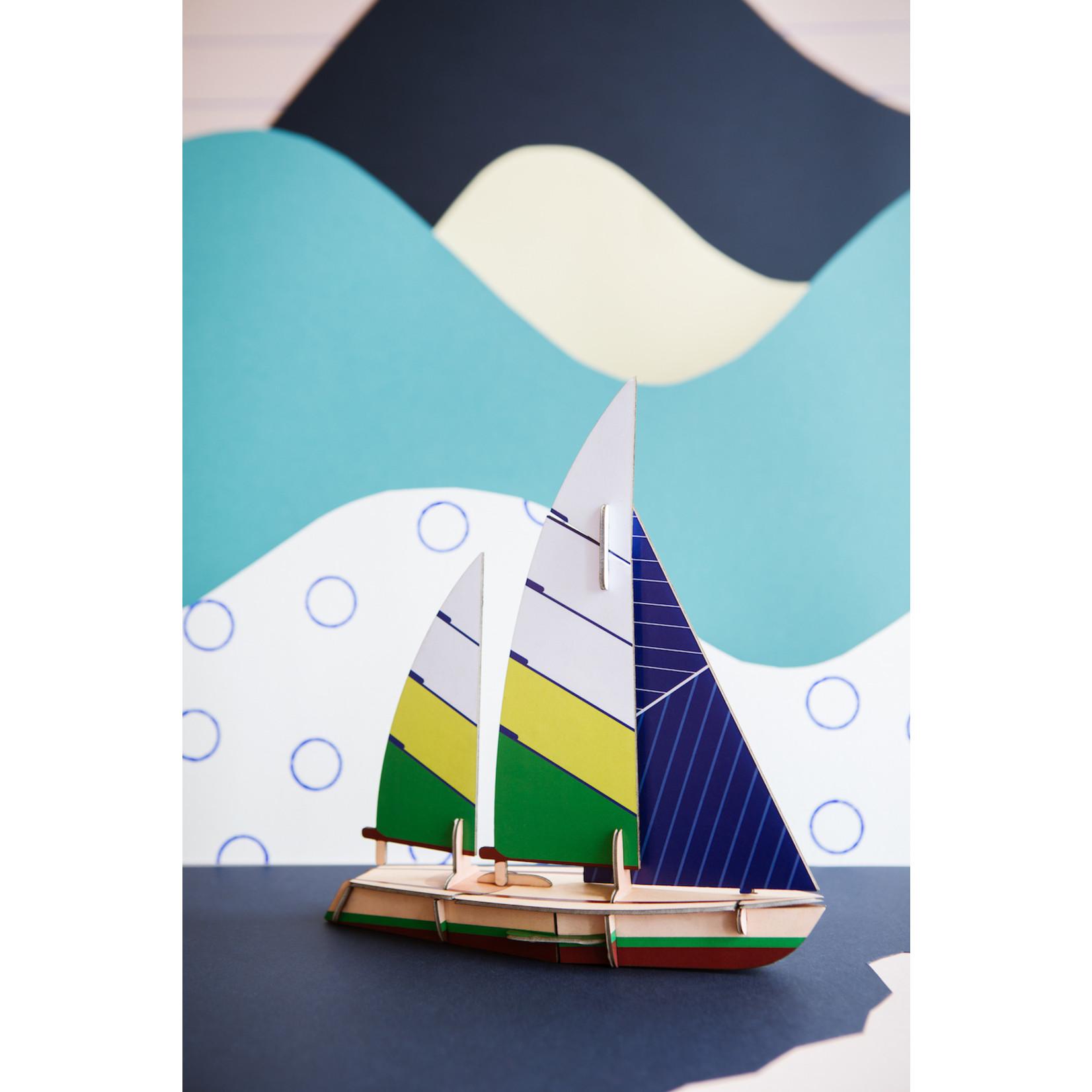 Studio Roof STUDIO ROOF - Cool Classic Boat - Beaufort