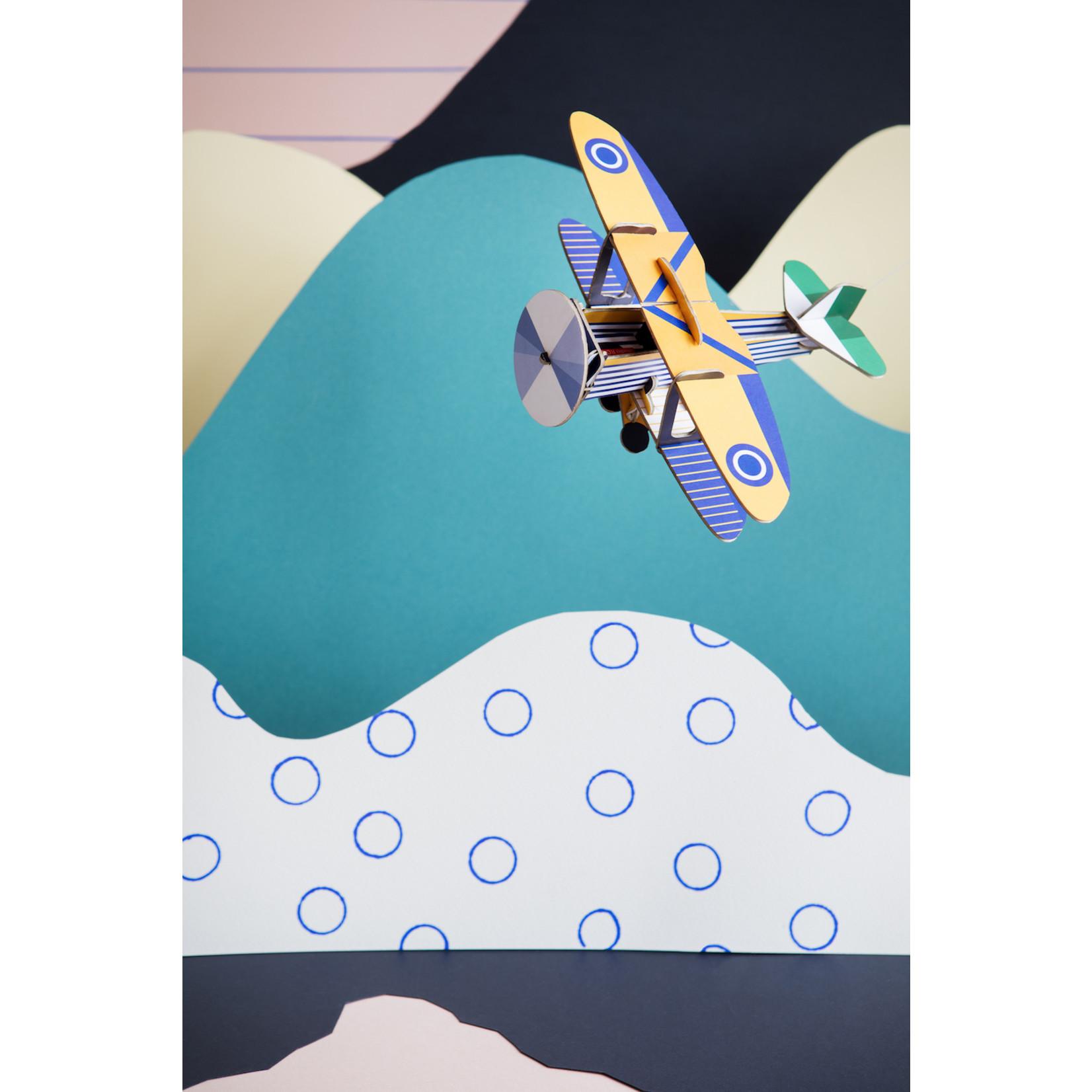Studio Roof STUDIO ROOF - Cool Classic Plane - Goshawk