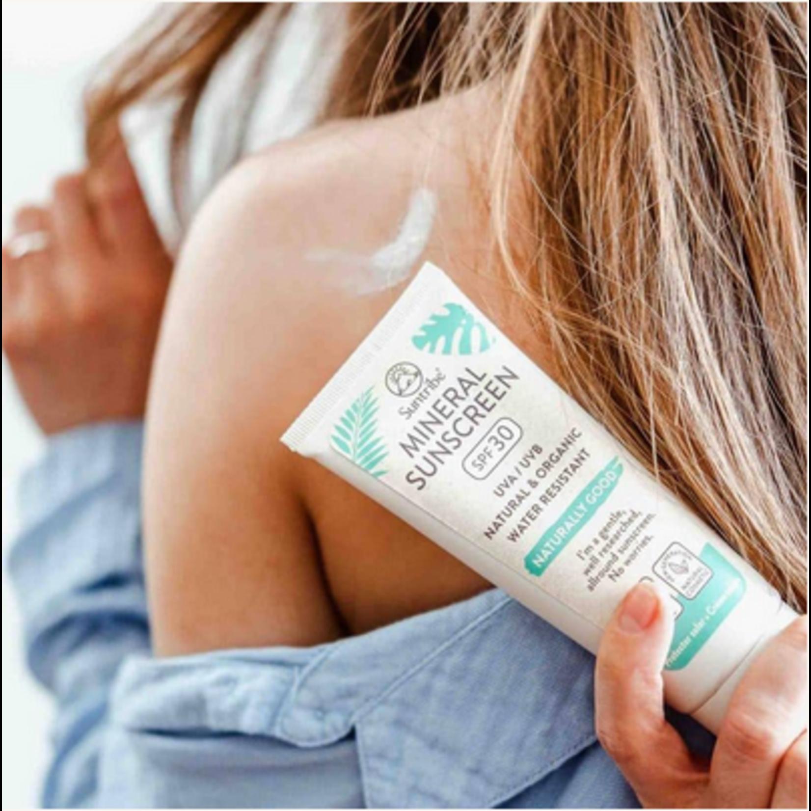 Suntribe Suntribe All Natural Mineral Body & Face Sunscreen SPF 30