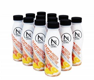 High Protein Smoothie - Mango/Naranja (12 pcs)