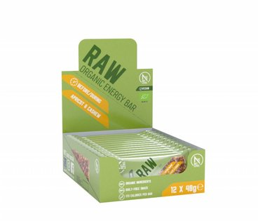 RAW - Energy Bar (12 pcs)