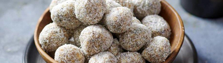 Karamel zeezout Protein Balls