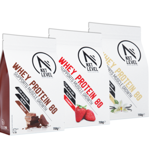 Core Variety pack - Whey Protein 80 (3x)