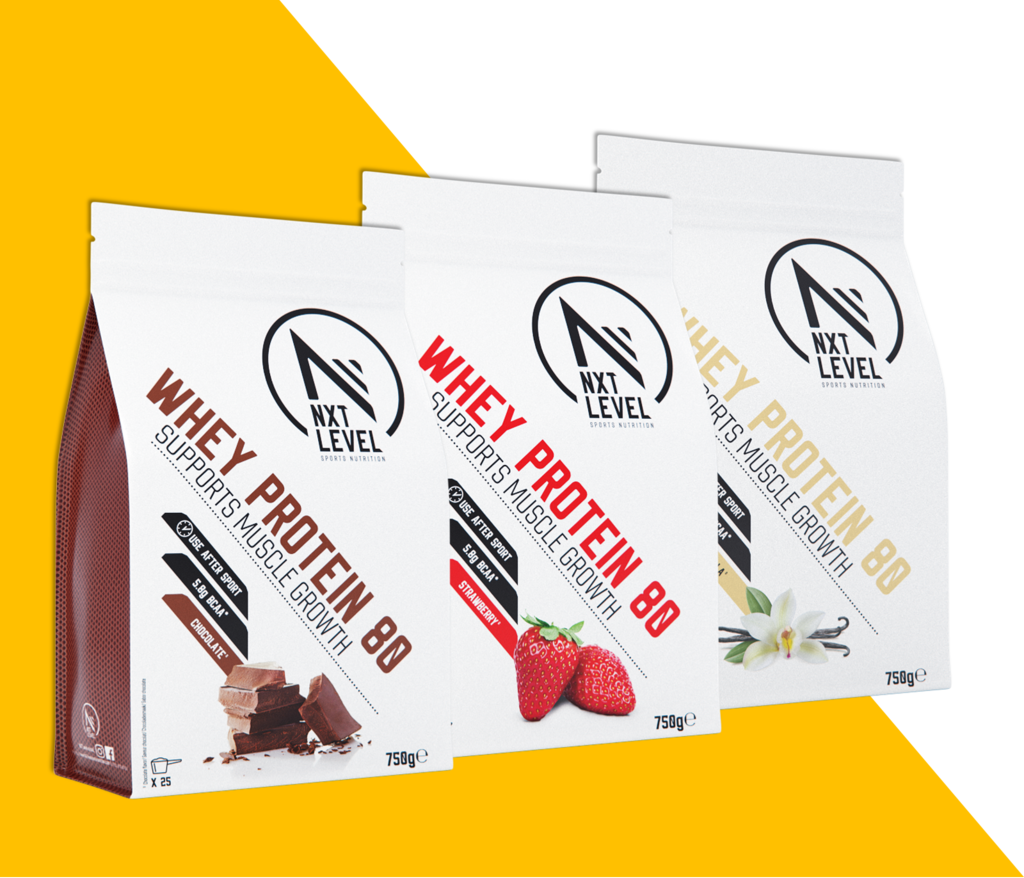 Variety pack - Whey Protein 80 (3x)