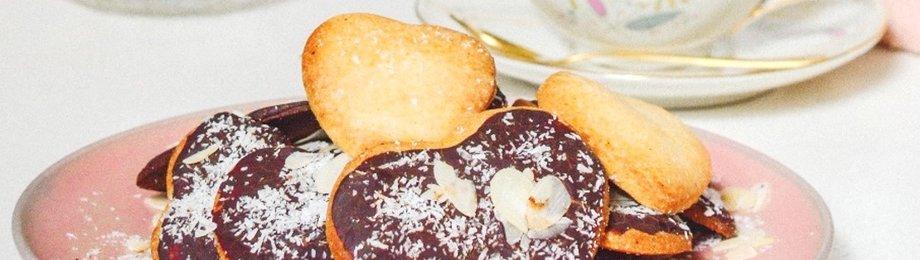 Eiwitrijke koekjes
