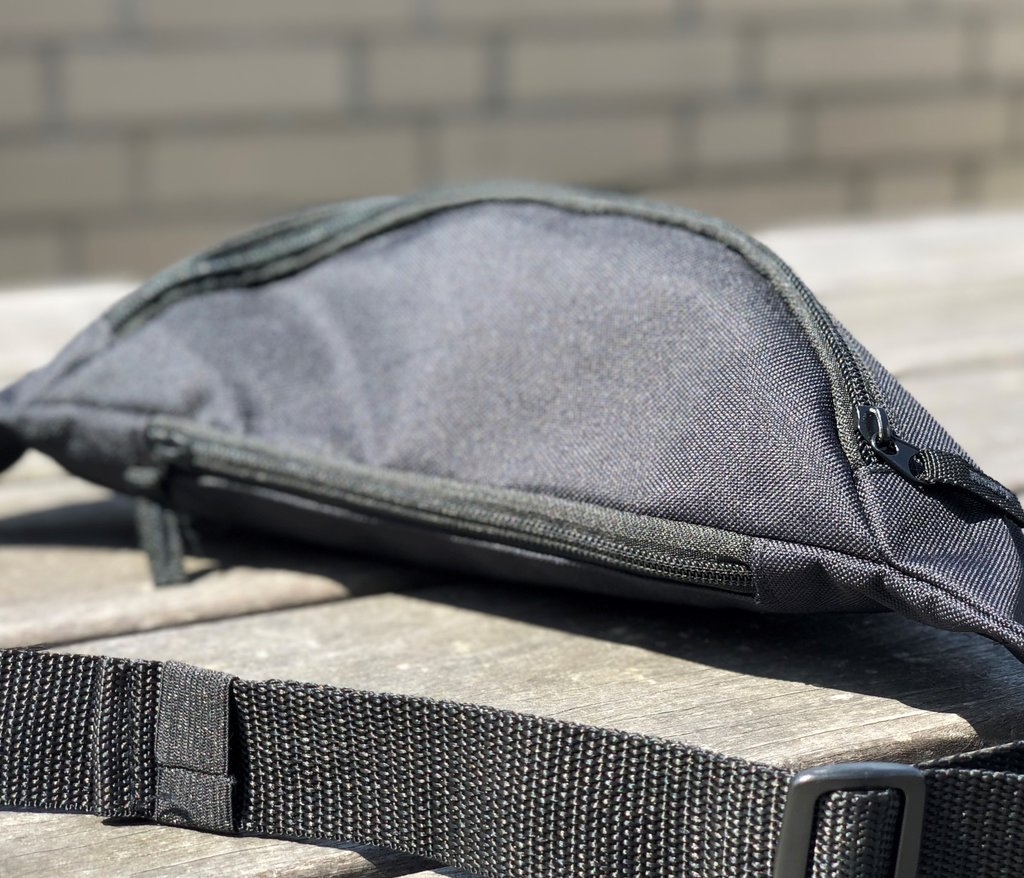 Limited Edition Fanny Pack - Black