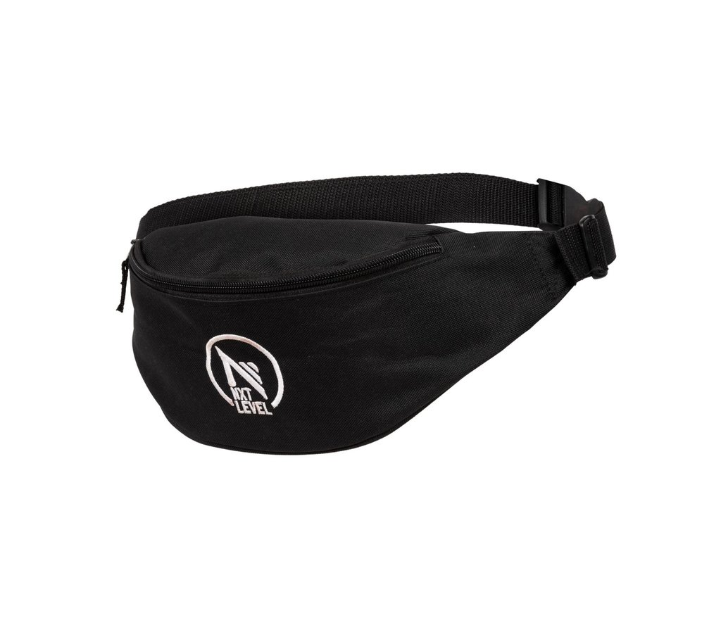 Limited Edition Fanny Pack - Zwart