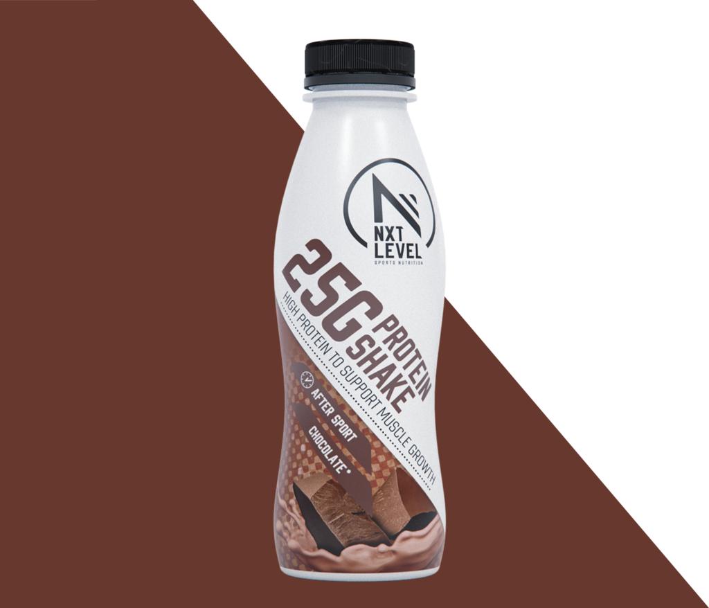 High Protein Shake - Chocolate (1 pc) - Free