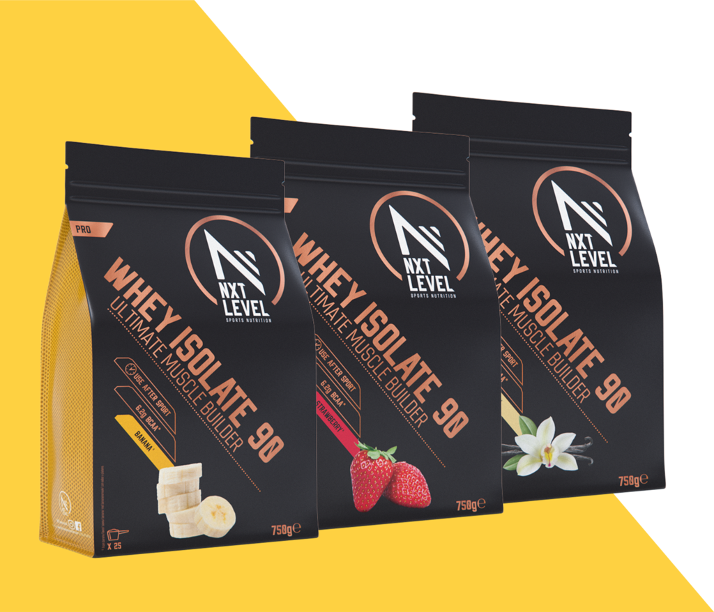 Variety Pack - Whey Isolate 90 (3x)