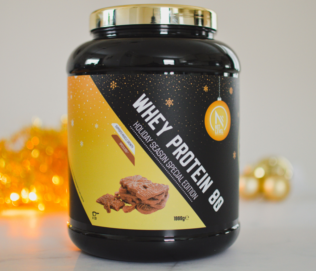 Whey Protein 80 - Speculoos