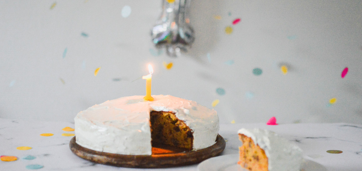 High Protein Carrot Cake