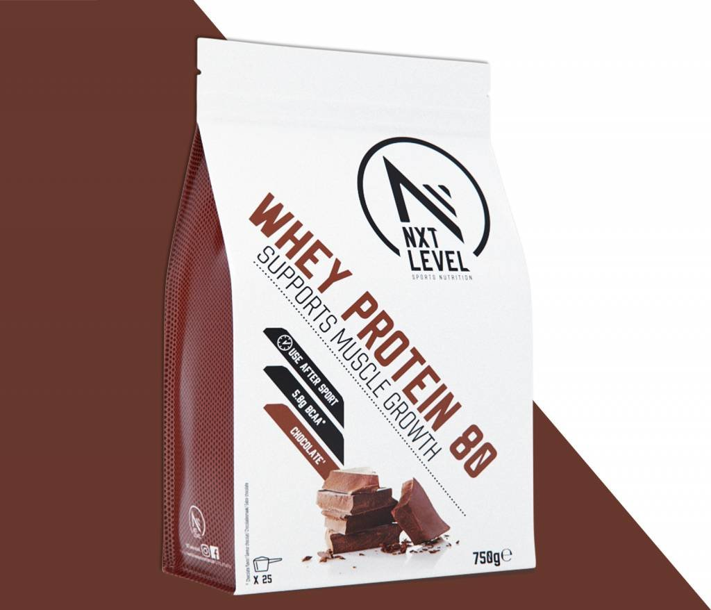 Whey Protein 80 - Chocolate - 750g_