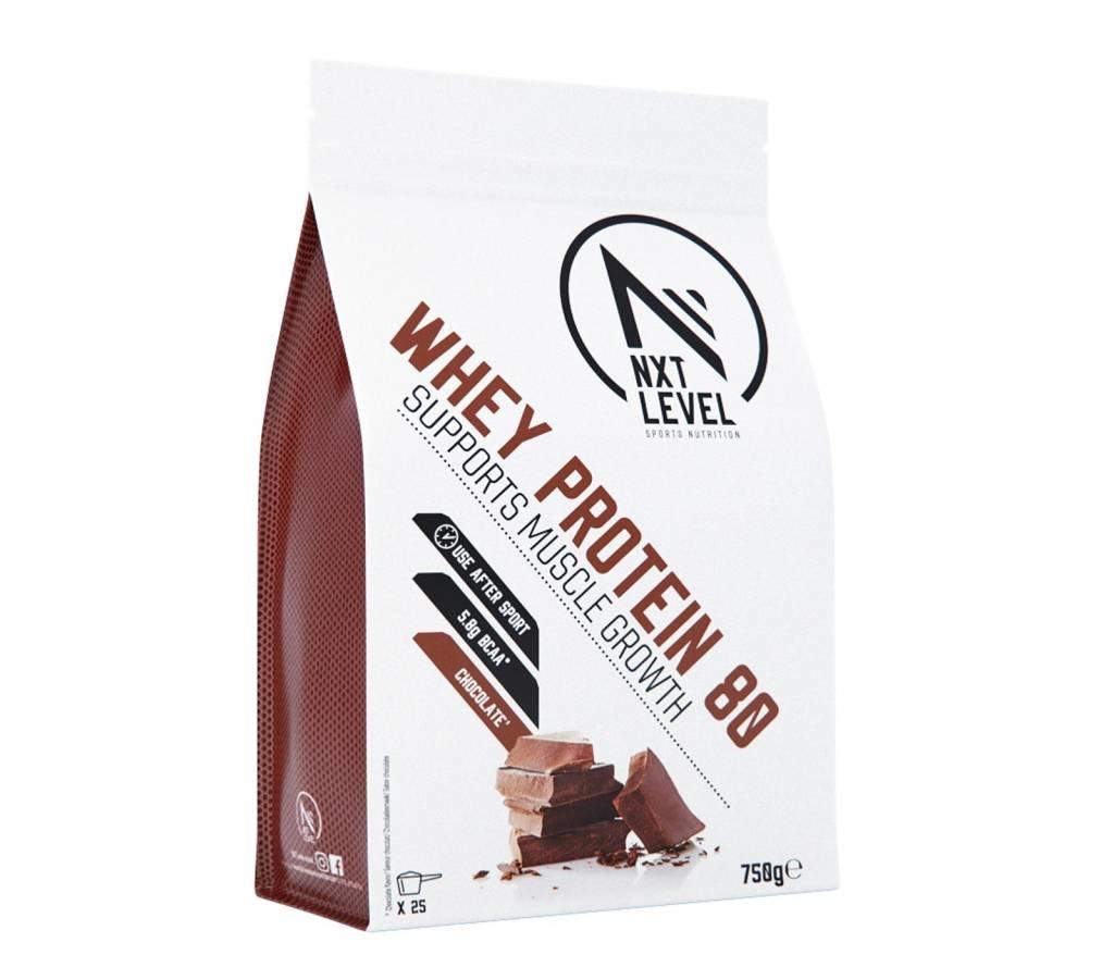 Whey Protein 80 - Chocolade - 750g_