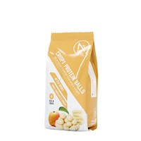 Core Crispy Protein Balls - White chocolate & apricot (4 pieces)
