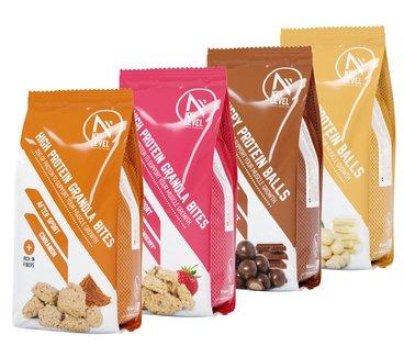 Speciaal aanbod - Ontdek onze nieuwe snacks - x4