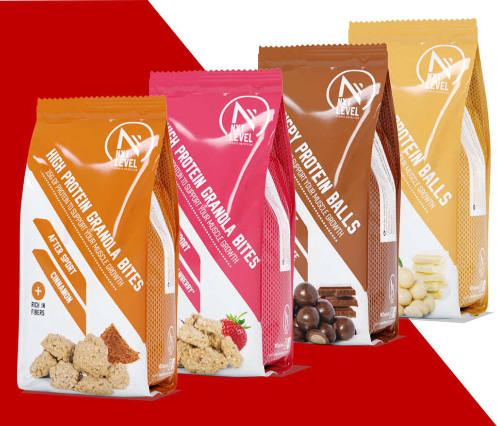 Special offer - Discover our new snacks - x4