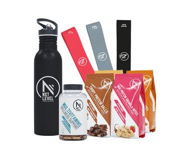Stay Fit Essentials Bundel + Gratis Fles