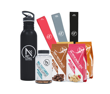 Stay Fit Essentials Bundle + Free Bottle