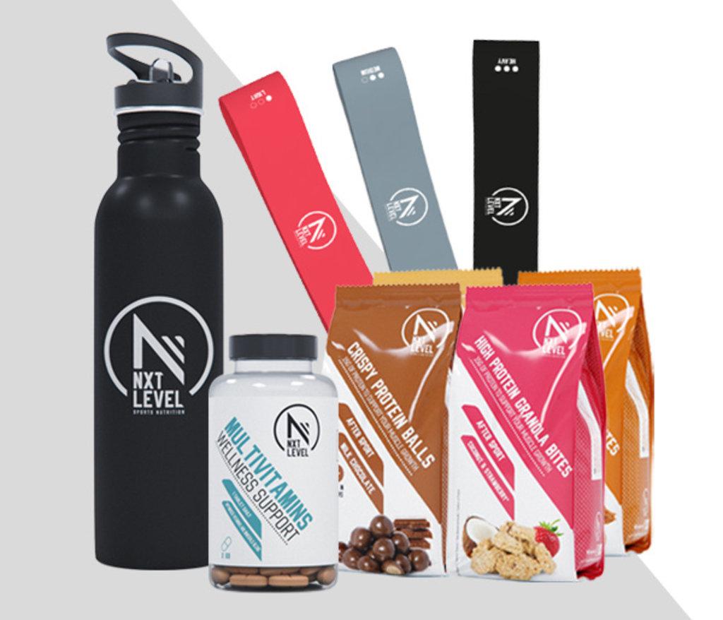 Stay Fit Essentials Bundle + Free Bottle