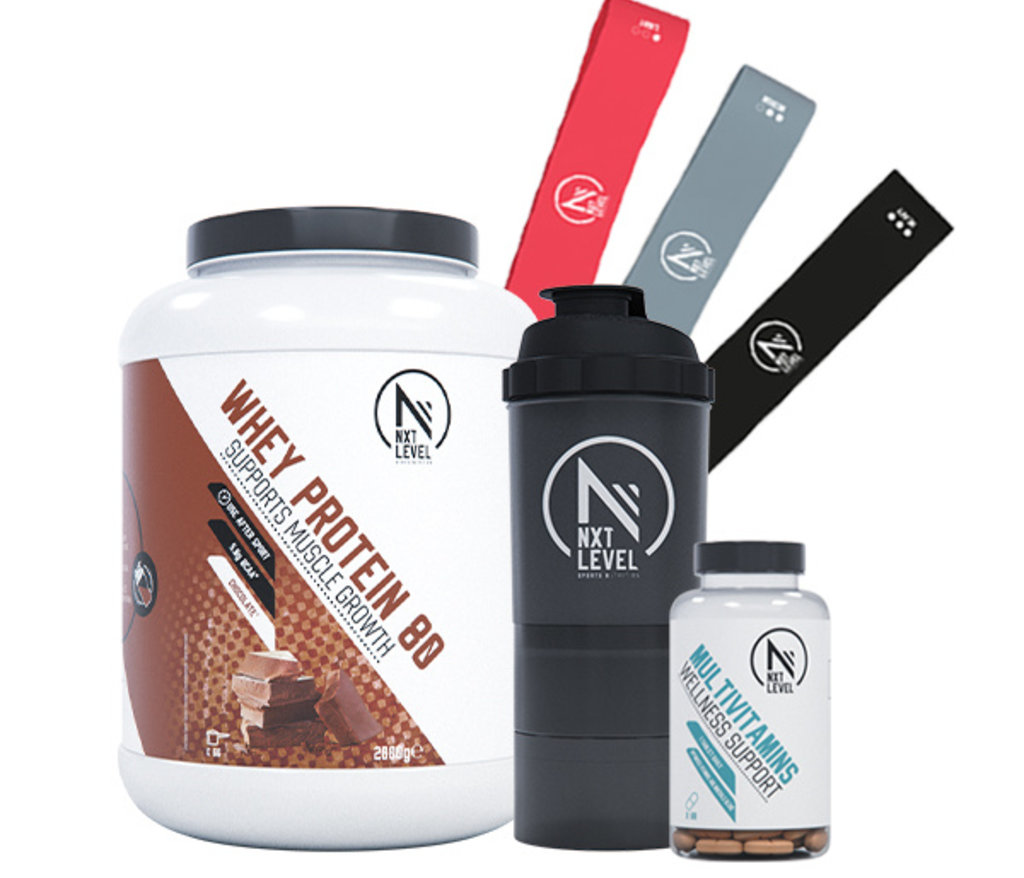 Ultimate Stay Fit Bundle