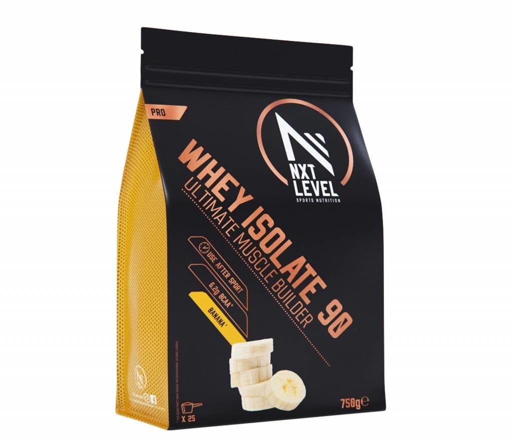 Whey Isolate 90 - Banane - 2kg_