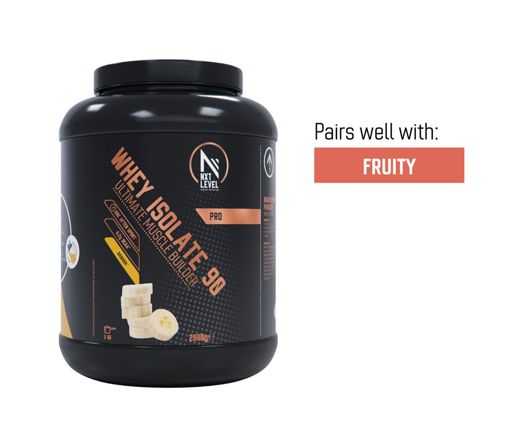 Pack Whey 90 2kg + 2 flavor drops offerts