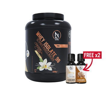 """Pack """"Whey"""" too good bundle -Whey90 2kg"""