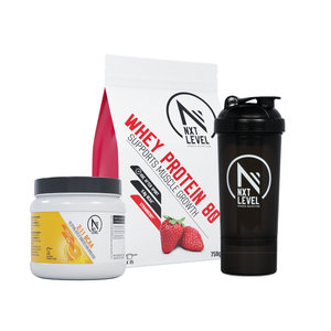 Core Muscle Growth Essentials Bundel