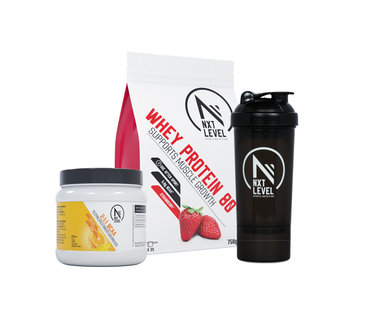 Muscle Growth Essentials Bundel