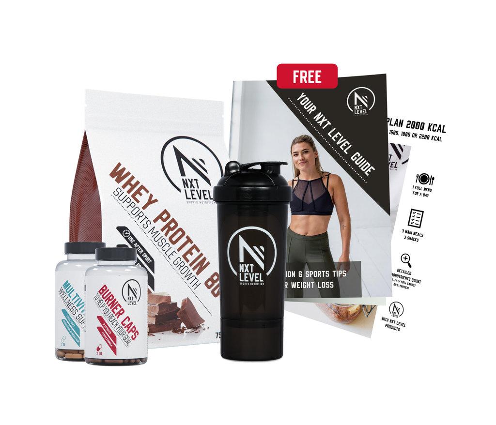 Weight Loss Bundel + gratis gids en menu's