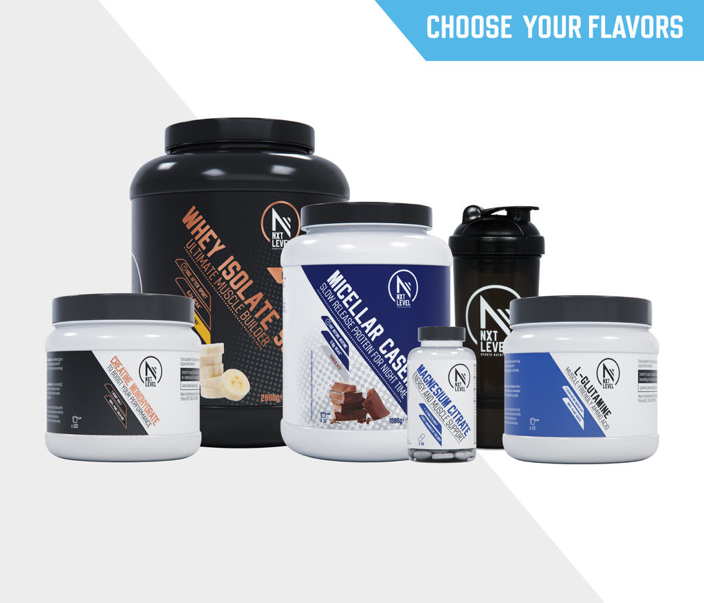 Ultimate Muscle Growth Bundle