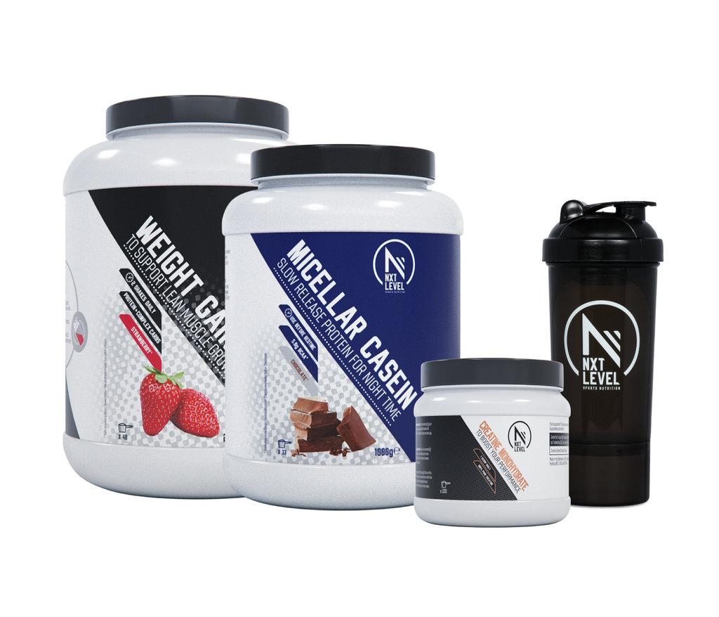 Lean Gains Essentials Bundle