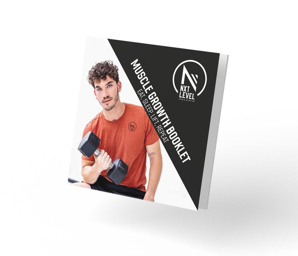 *Muscle Growth Guide en Menu's