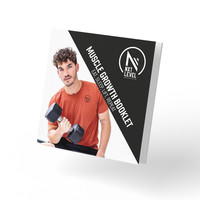 Ultimate Muscle Growth Bundle + Free Guide and Menus