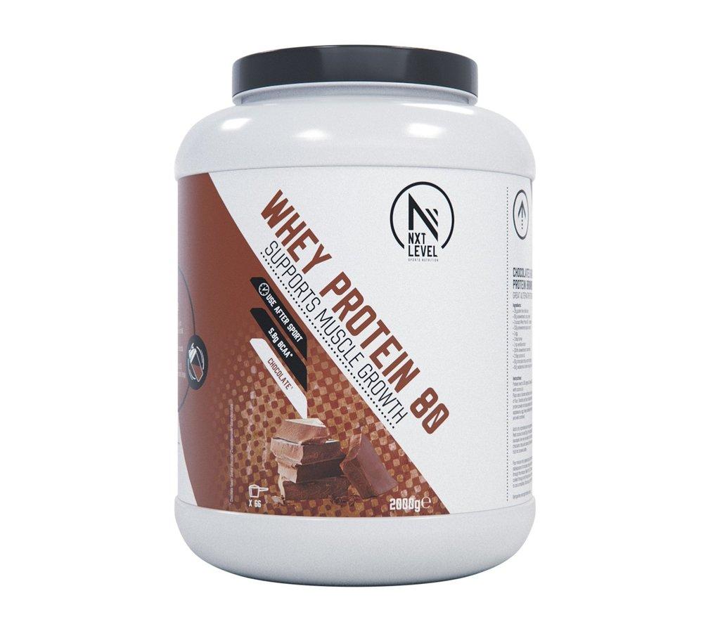 Whey Protein 80 - Chocolate - 750g_