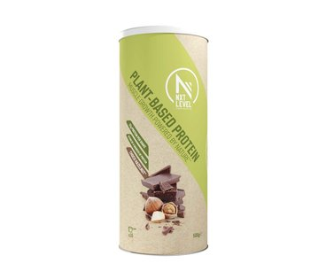 Plant-Based Protein - Choco Hazelnut