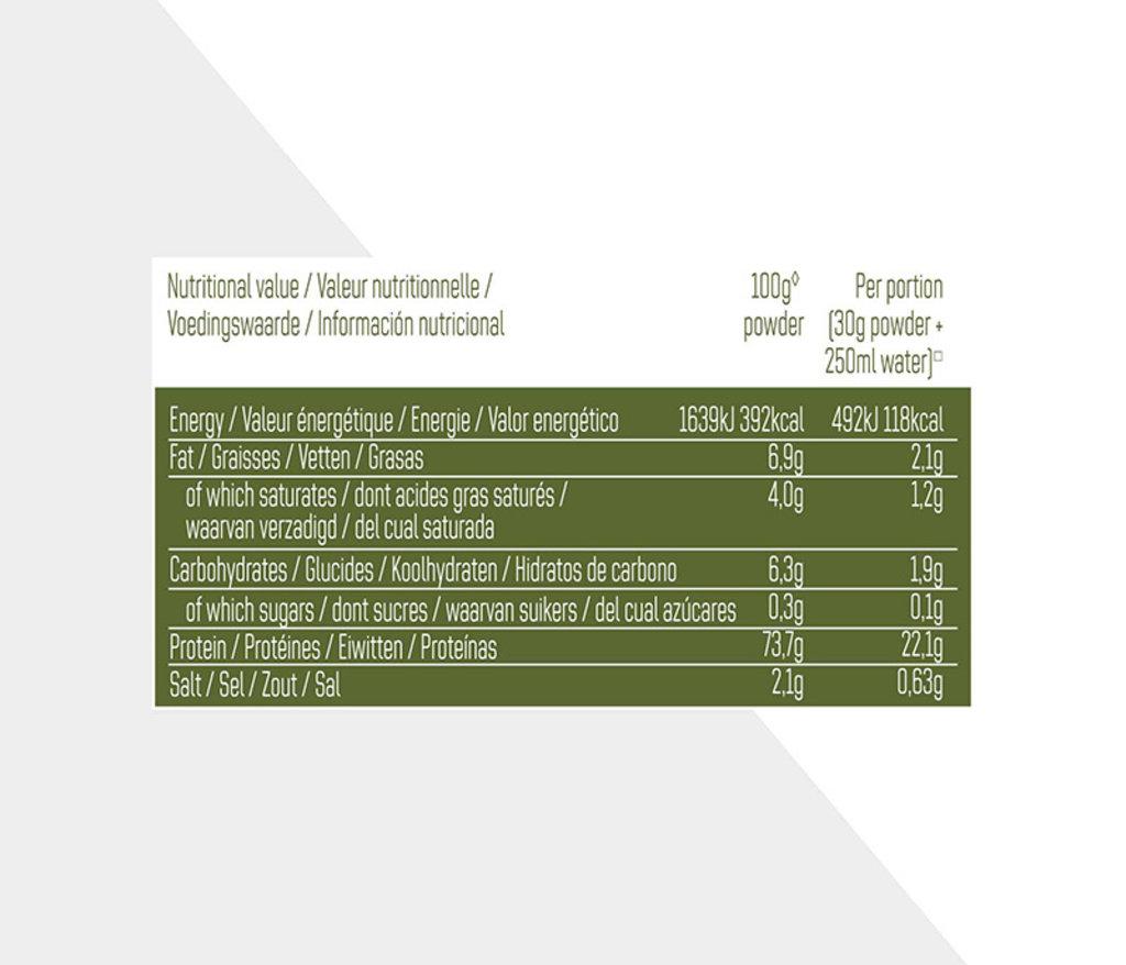 Plant Based Protein - Choco Hazelnut - 500g