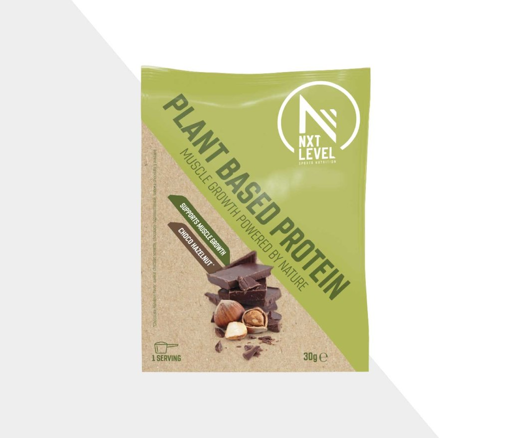 Plant-Based Protein - Choco Hazelnoot (30g)